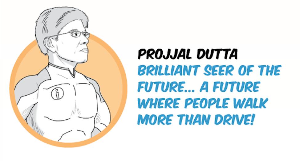Projjal Dutta