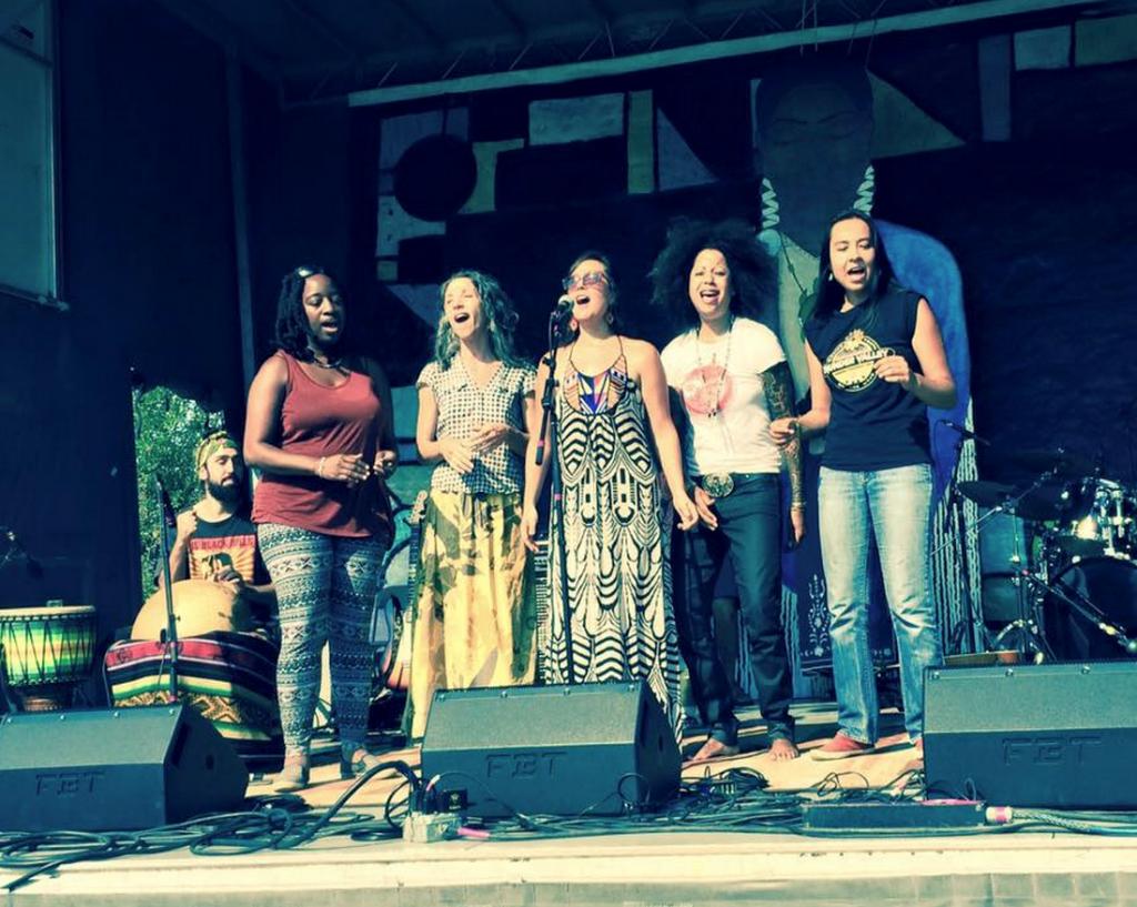 Black Hills Unity Concert Tina Malia
