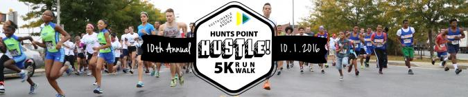 Hunts Point Hustle ioby
