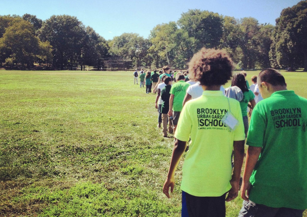 Brooklyn urban garden charter school co founder susan tenner on what crowdfunding has meant for for Brooklyn urban garden charter school