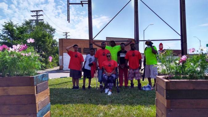 Southwest Solutions Neighborhood Beautification Day - Public Art & Lot Activation Volunteers!