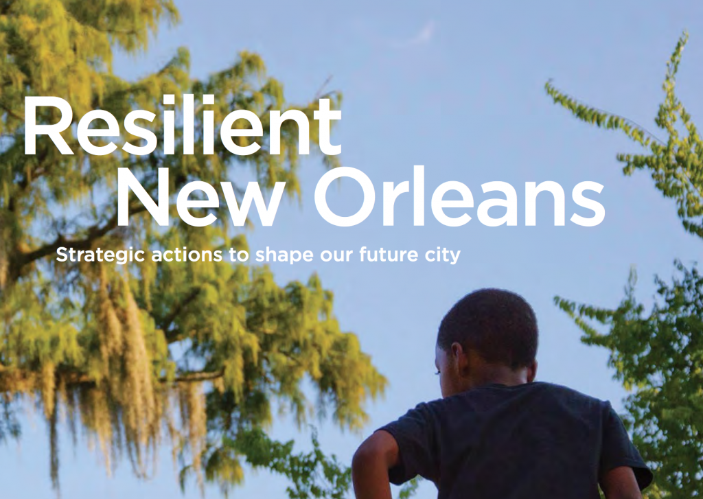 resilient new orleans