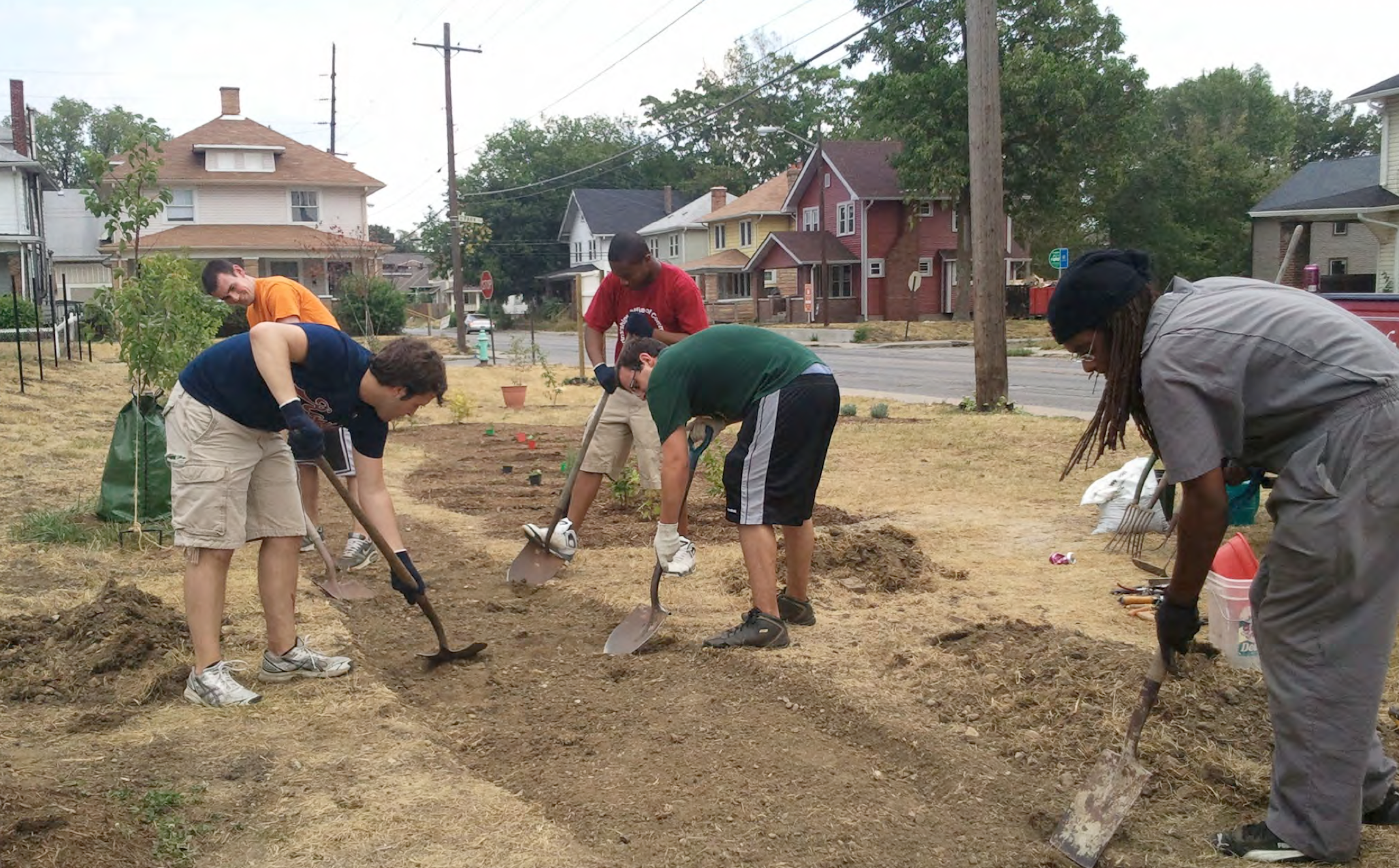 How to turn a vacant lot into a community garden: A primer | ioby