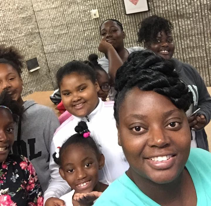Keyona Dunn wish mentoring niagara falls