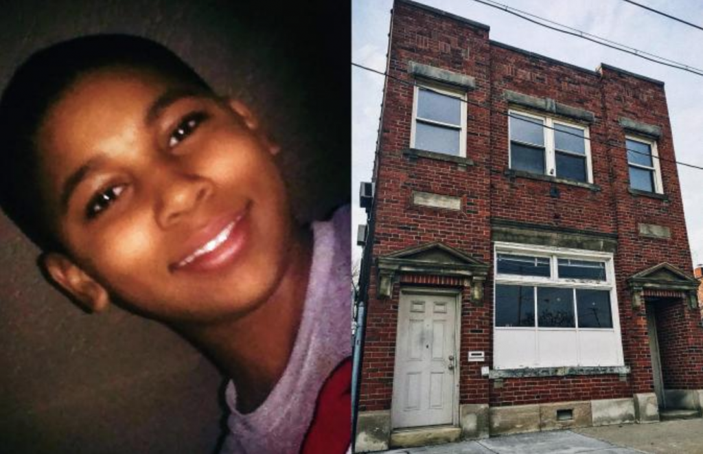 Tamir Rice Center ioby
